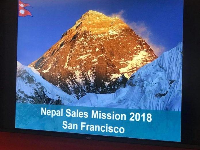 Nepal Tourism Summit San Francisco