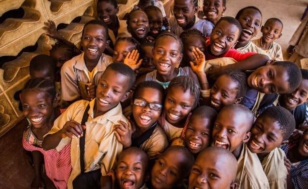 Africa tourism could eliminate the plight of Africa's children