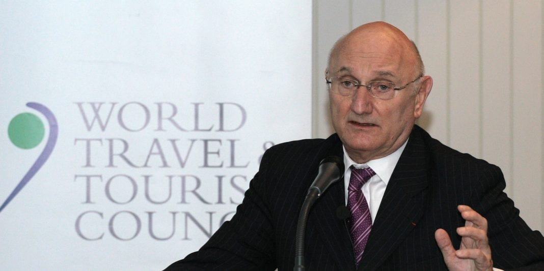 Jean-Claude Baumgarten appointed as World Travel & Tourism Council Ambassador