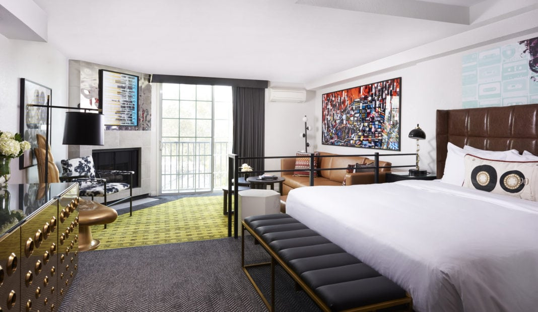 Boutique hotel Montrose West Hollywood unveils multimillion-dollar redesign and rebrand