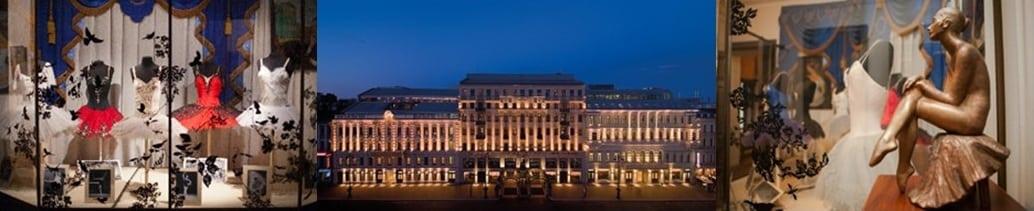 Corinthia Hotel St. Petersburg, Corinthia Hotel St. Petersburg offers a window into the world of ballet, Buzz travel   eTurboNews  Travel News