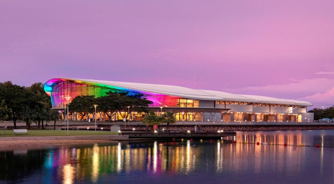 Darwin Convention Center, Darwin Convention Center has two reasons to celebrate, Buzz travel | eTurboNews |Travel News