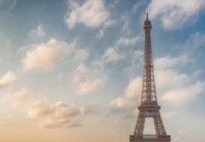 Westjet Paris