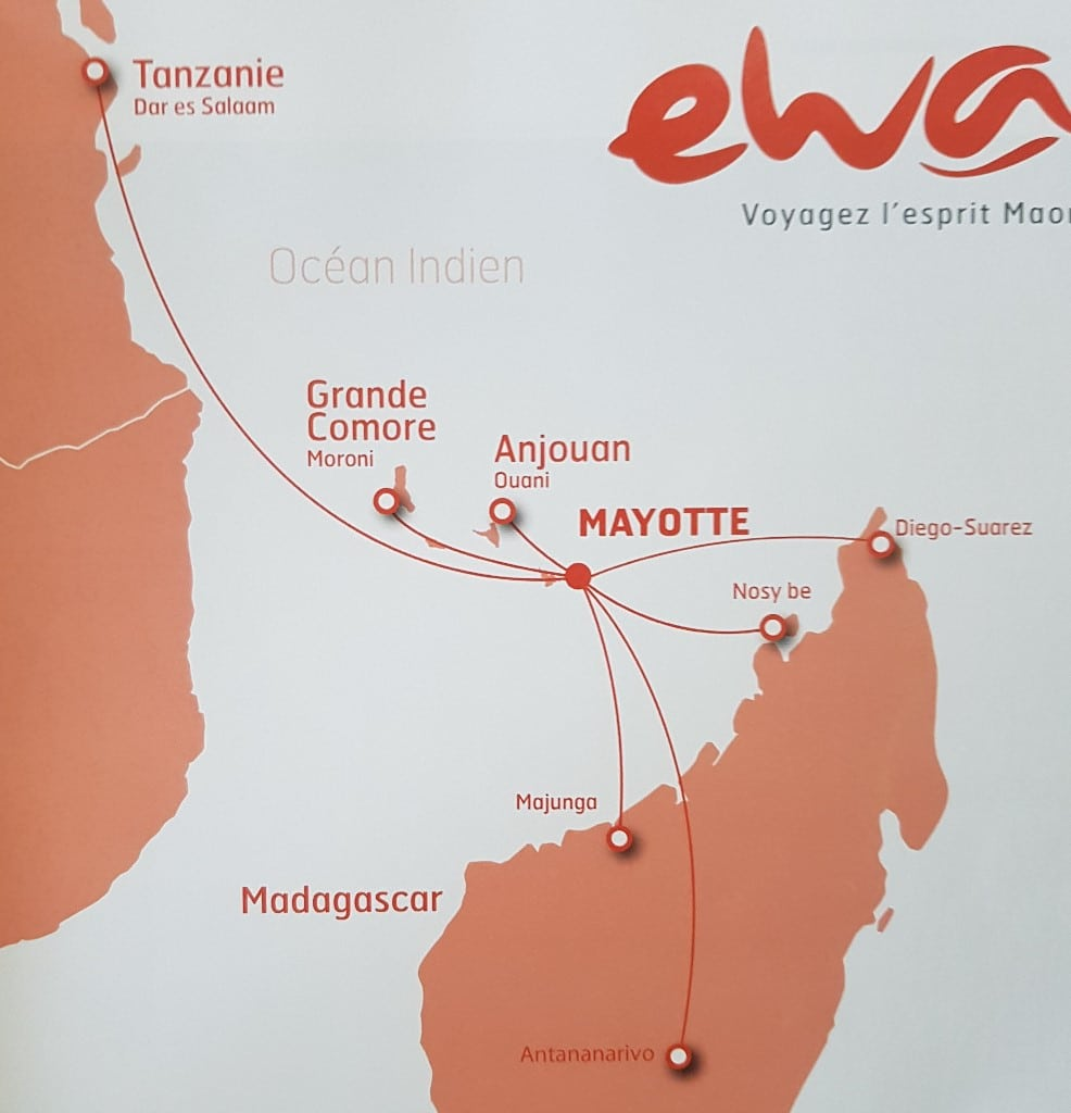 Mayotte tourism in for a game-changer with EWA AIR | Travel News ...