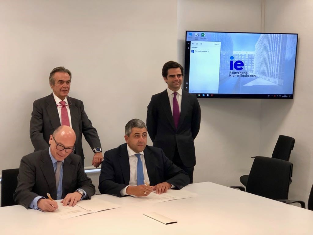 UNWTO and IE Business School join forces to promote academia in tourism