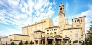 Jefferson Hotel History
