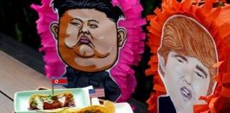 Trump Kim Taco