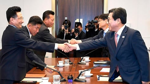 One united Korea in sports: Tourism next?