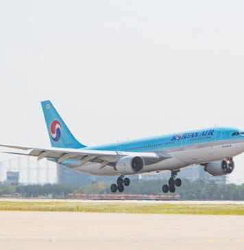 Korean Airlines A 330-200