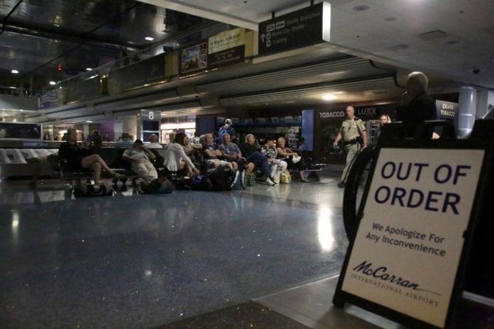 Las Vegas McCarren Airport