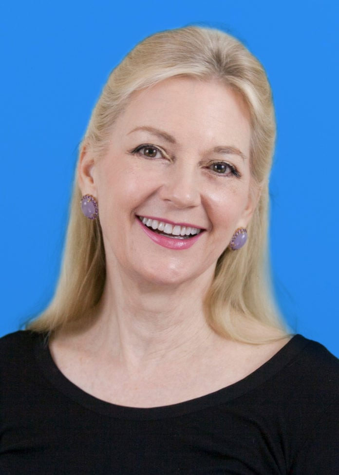 Jean Dickinson, new Senior Director of Integrated Marketing at PacRim Marketing Group