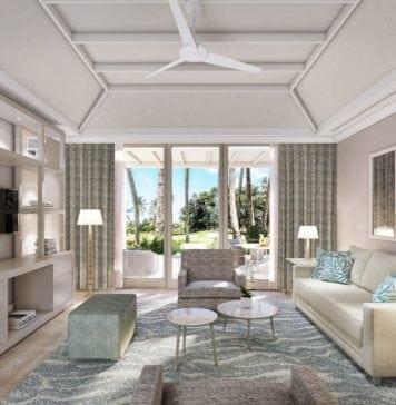 St. Regis Bahia Beach Suite Living Area_