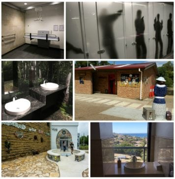 Toilet Tourism