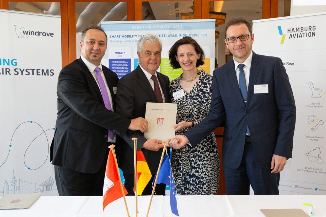 , Hamburg joins EU Urban Air Mobility Initiative, Buzz travel | eTurboNews |Travel News