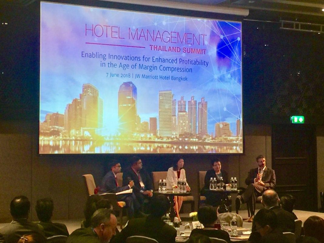 Hotel Management Summit: JW Marriott Bangkok a perfect venue