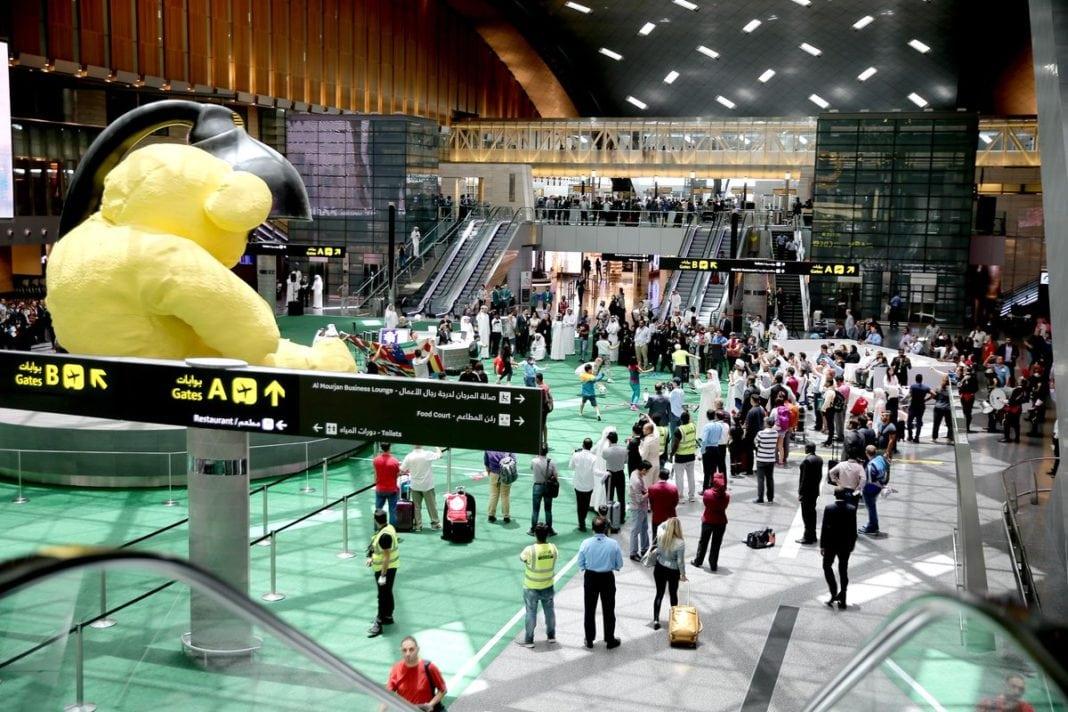 Qatar airport, Qatar airport launches Fan Zone celebrating 2018 FIFA World Cup Russia™, Buzz travel   eTurboNews  Travel News