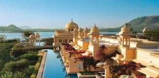 Indian hotel market