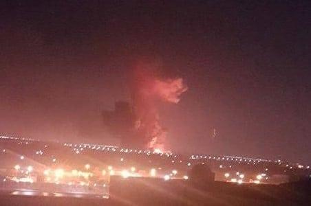explosion, Massive explosion rocks Cairo International Airport, Buzz travel | eTurboNews |Travel News
