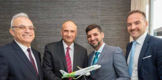 SalamAir adds six new A320neo aircraft to its fleet