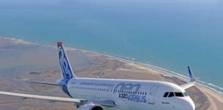 Macquarie AirFinance orders 20 A320neo jets