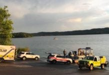 Tourist boat sinks on Missouri lake, at least 8 passengers killed