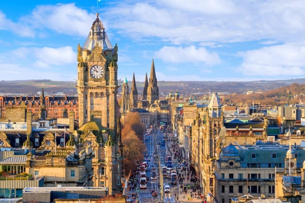 Edinburgh Tourism wins major international event