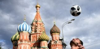 World Cup visitors spent $1.6 billion in Russia