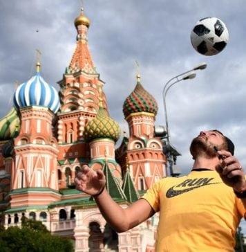 World Cup visitors spent $1.6 billion in Russia