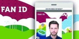 World Cup FAN ID