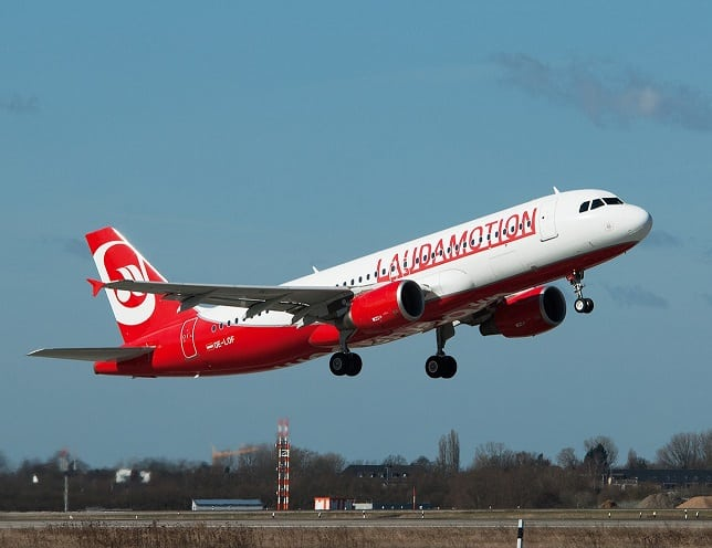 Ryanair accuses Lufthansa of hampering Laudamotion deal