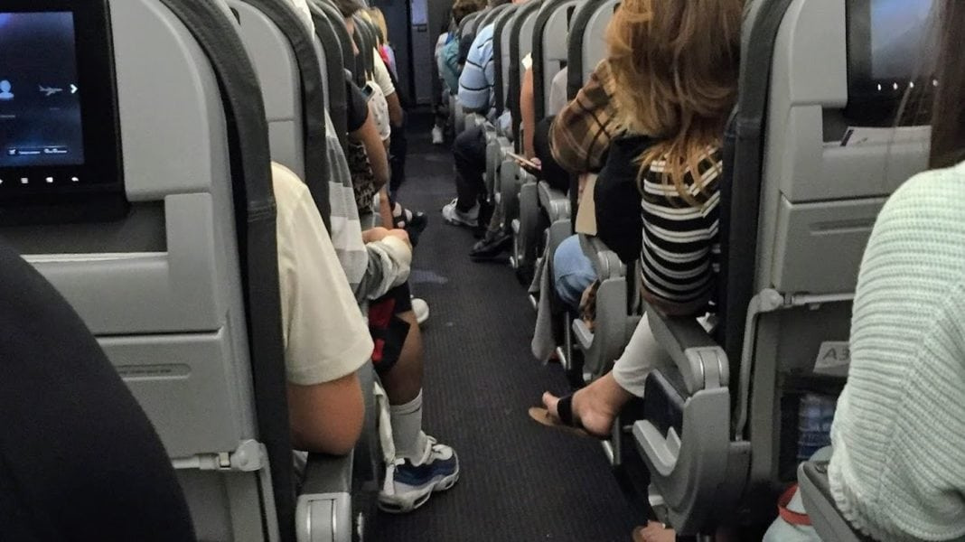 FAA: Airline passenger comfort is not a safety issue