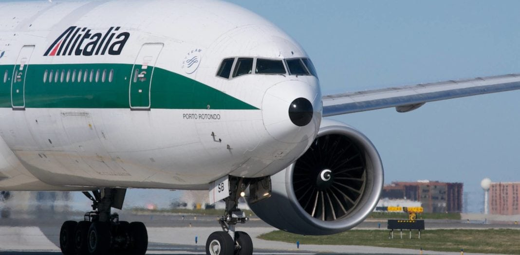 Alitalia may be in line for a public intervention
