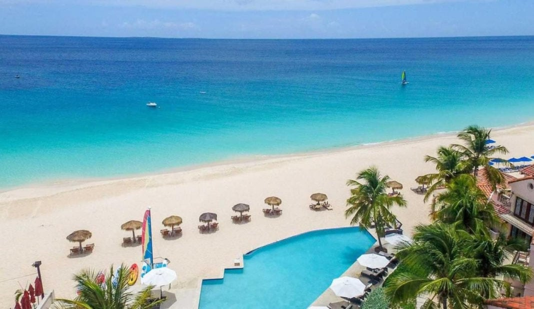 Anguilla retains Best Caribbean Island ranking in Travel +