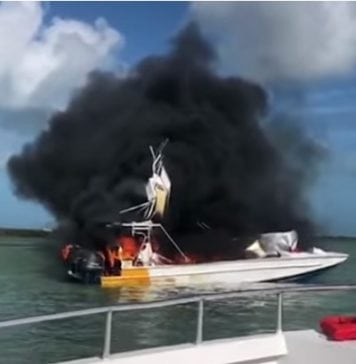 Bahamas tour boat