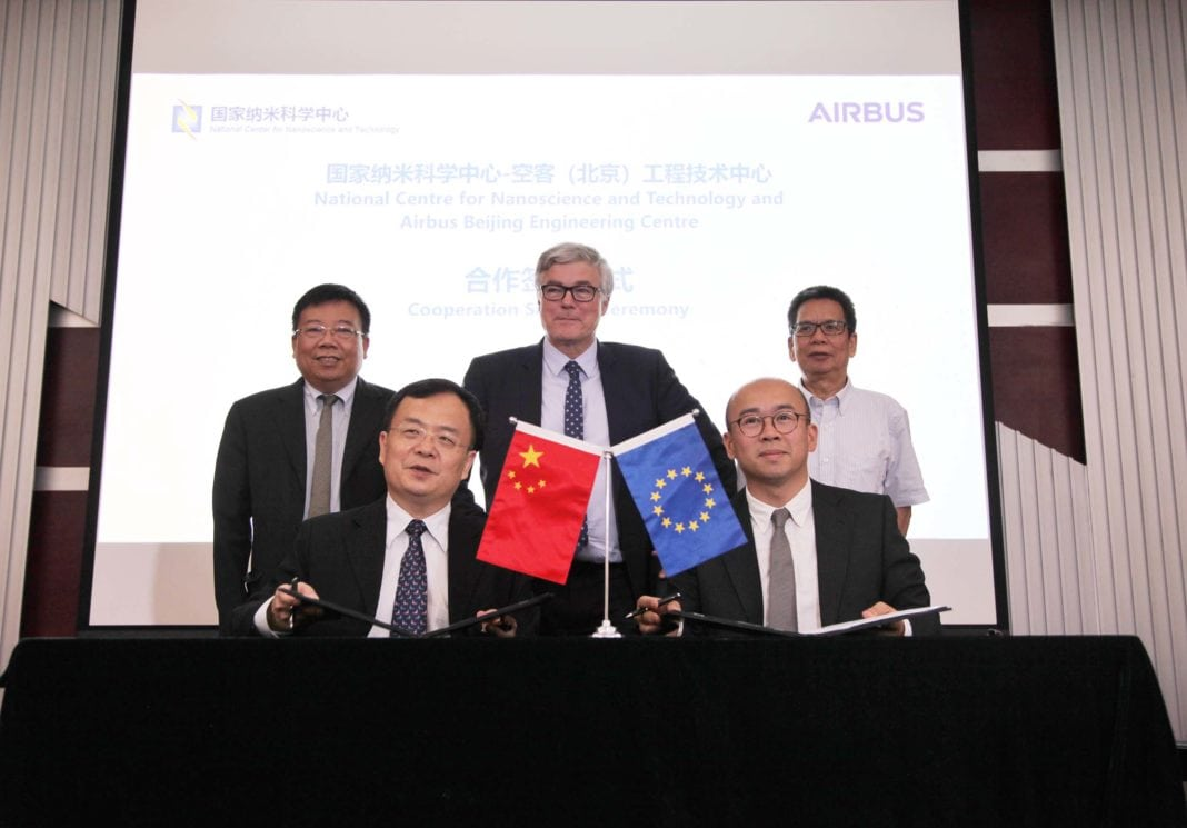 , Airbus Technology Research with Chinese partners, Buzz travel | eTurboNews |Travel News