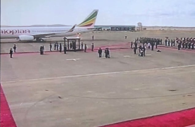 Eritrea: Ethiopian Airlines demonstrated peace through