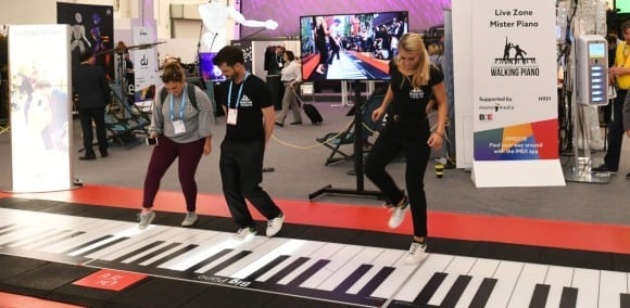 Experiential activities in meetings: There's much more to come, according to MPI/ IMEX research