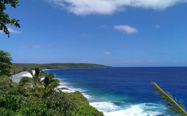 Niue: Tourism Chief of another island nation says no to plastic