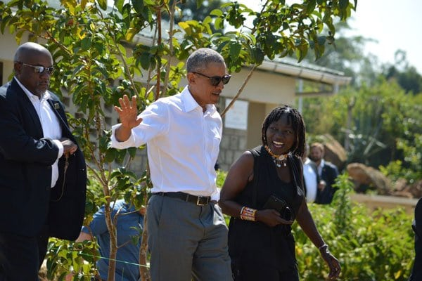 Obama visit to Africa brings positive image of continent's tourism