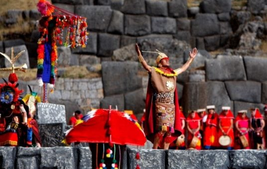 Peru welcomed more than 50,000 tourists to stunning event