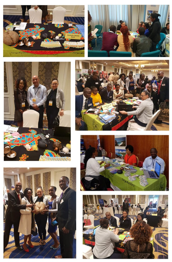 Seychelles showcased at Spotlight on Africa Travel Workshops in two East African cities