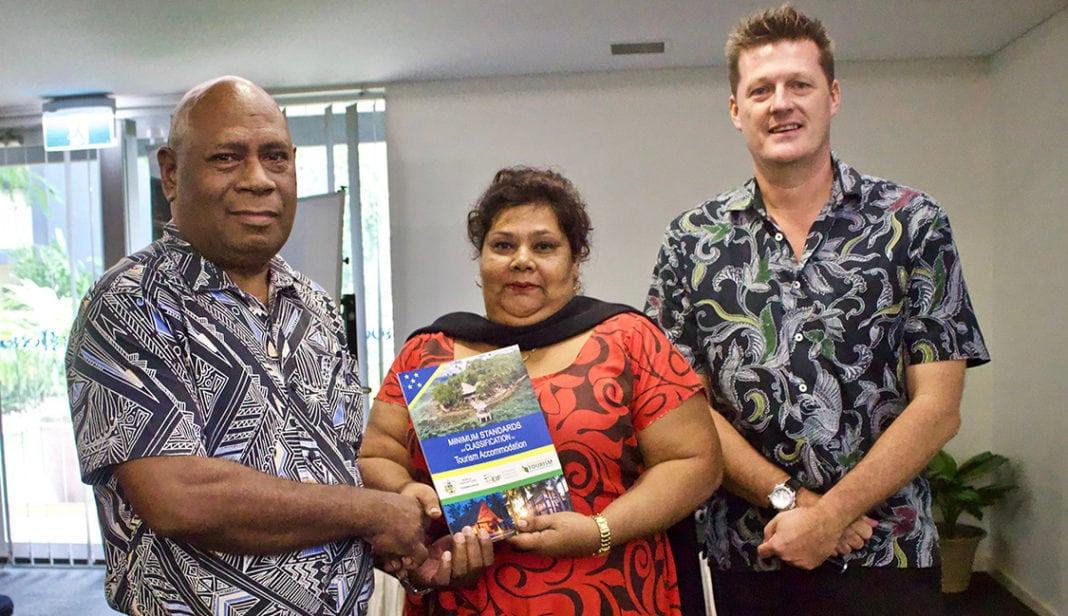 Solomons sets minimum tourism accommodation standards