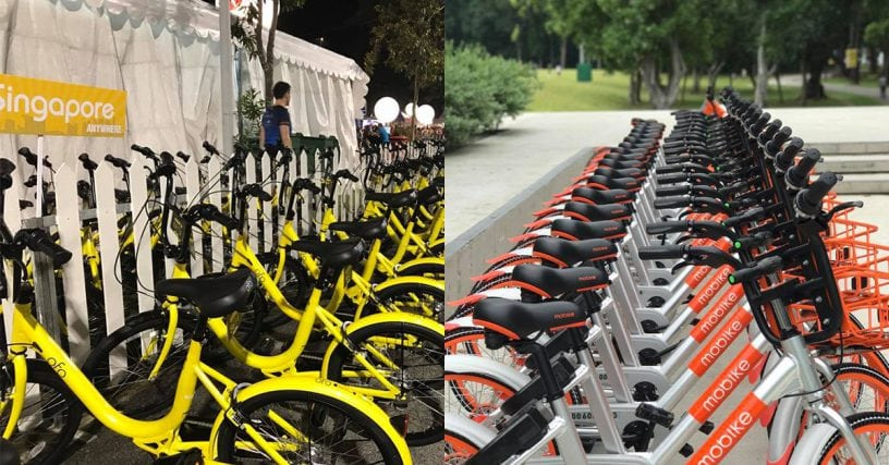 Strict Singapore regulations force bike share companies out of business