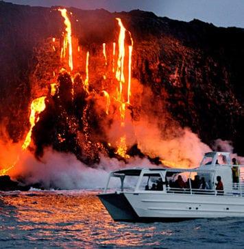 lava tourism