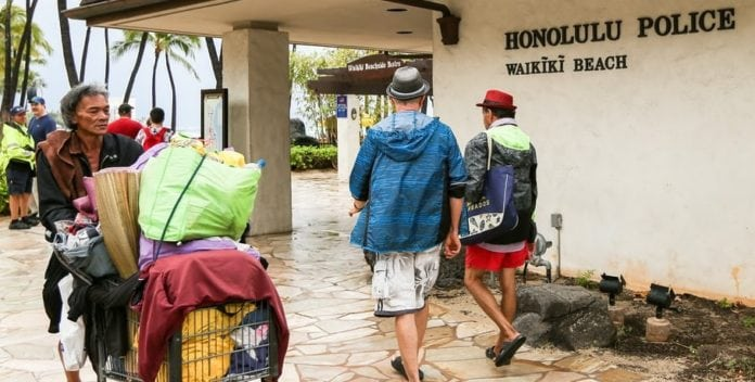 waikiki tourist attack