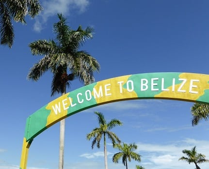 European visitor numbers to Belize soar