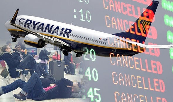 Ryanair Strike: Hundreds of Flights Canceled During Peak Holiday Season