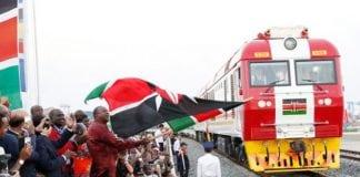 Nairobi-Mombasa railway