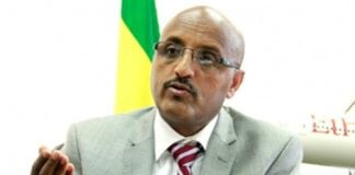 Tewolde Gebremariam, CEO of Ethiopian Airlines