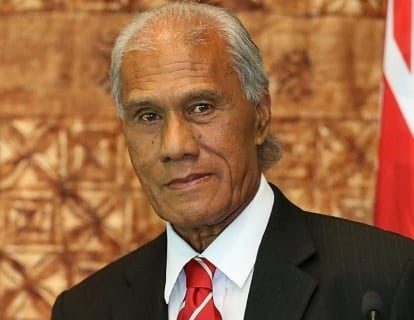 Tongan Prime Minister urges Pacific Island leaders to fight rampant obesity